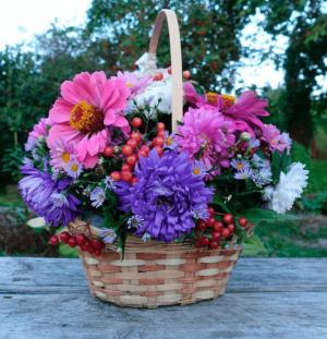 Цветы (вес)
